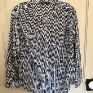 NWOT Women's Apt 9 Blouse